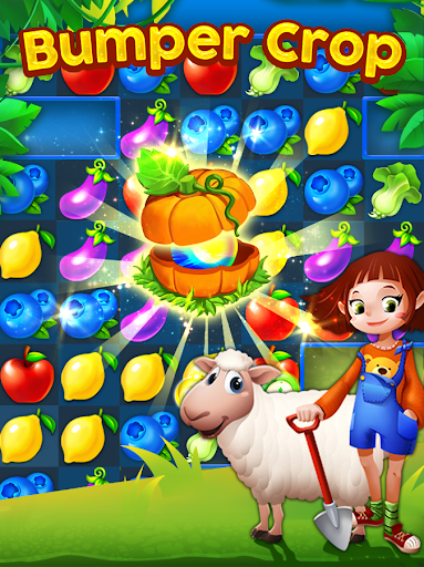 Fruits Drop Match 3 1.0 screenshots 2