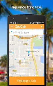 ZabCab - The Taxi App screenshot 0