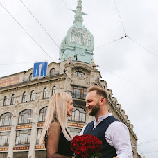 Wedding photographer Anastasiya Borisova (anastas). Photo of 28.04.2019