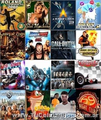 Todo Tecnologia Blog Pack De Juegos Java En Todas Las Resoluciones