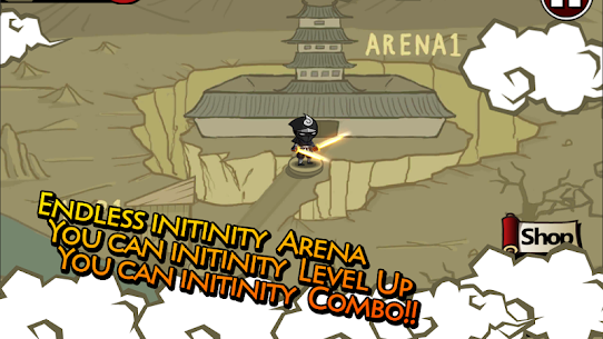 Ninjas Infinity 2.5 Mod Android Updated 2