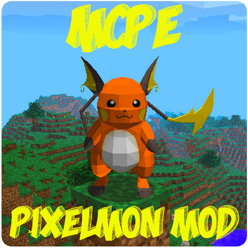 Pixelmon Mod McPE 娛樂 App LOGO-硬是要APP