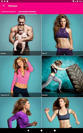My Fitness by Jillian Michaels  screenshots 6
