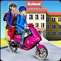 Virtual High School Life Simulator icon