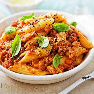 Italian Sausage Pasta A Zesty 20 Minute One-Pot Dinner.