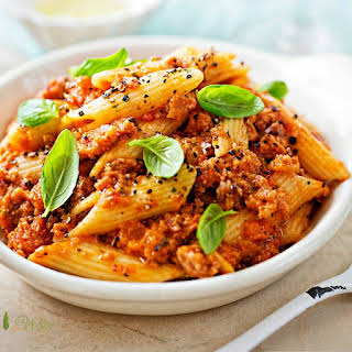 Italian Sausage Pasta A Zesty 20 Minute One-Pot Dinner.