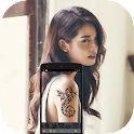 Tattoo Maker Photo Editor icon