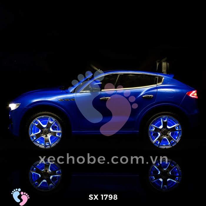 Xe hơi điện cho bé Maserati SX-1798 11