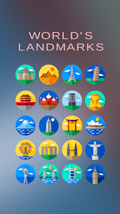 World's Landmarks - náhled