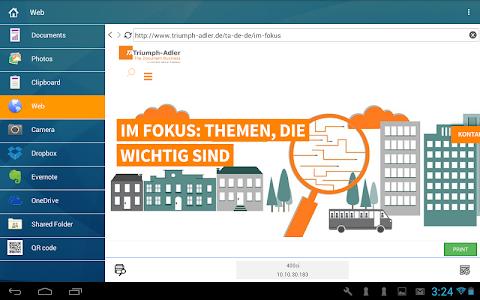 baixar TA/UTAX Mobile Print APK última versão app para