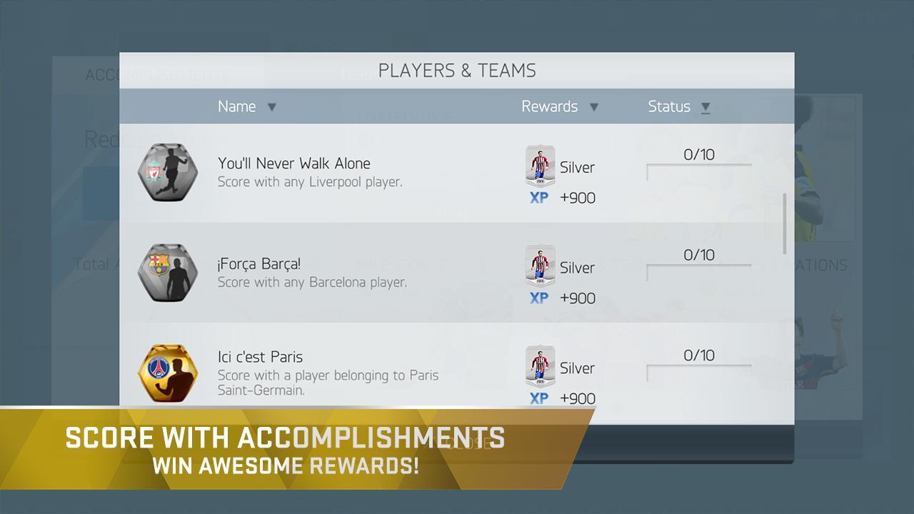 FIFA 16 Soccer screenshot #5