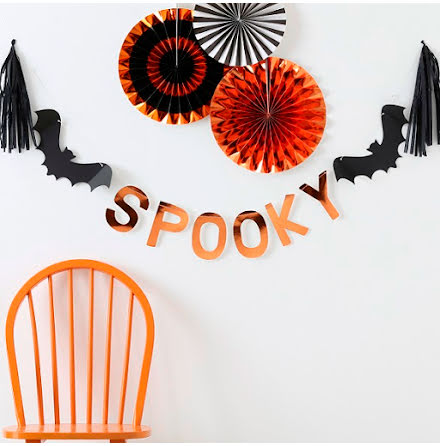 Vimpel Spooky - Pumpkin Party
