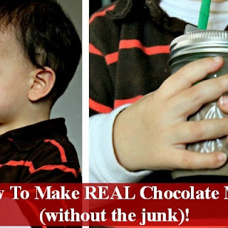 Bubba'S Real Chocolate Milk (Homemade Chocolate Syrup) Recipe