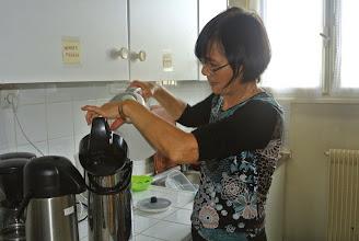 Photo: Chi Hap Thu, toujours à son poste