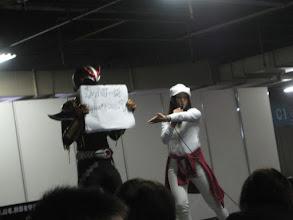 Photo: 楓夏お姉さんとネイガークイズ。