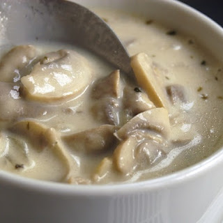 Cream Of Mushroom Soup With Beef Broth Recipes