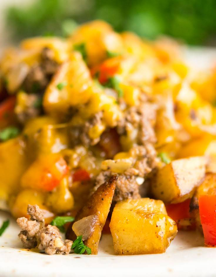 10 Best Hamburger Hash Ground Beef Recipes