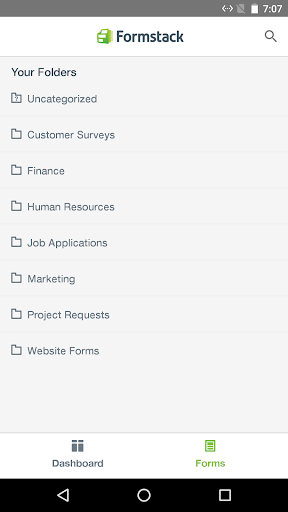 Formstack Mobile Forms screenshot 4
