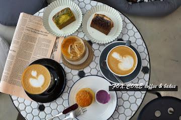 FOX.CONE coffee & bakes