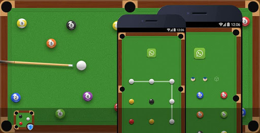 AppLock Theme - Billiards