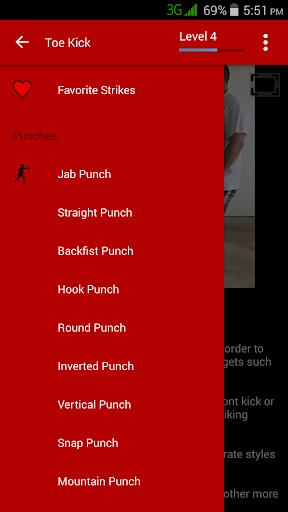 Karate Videos - Offline 1.16 screenshots 1
