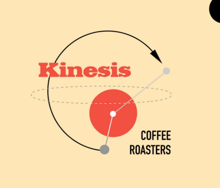 Logo for Kinesis Cold Brew Coffee