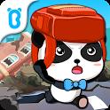 Little Panda Earthquake Safety icon