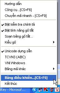 Download sử dụng UniKey 4.0 RC2 Bộ gõ tiếng Việt tốt nhất cho Windows