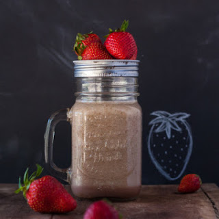 Coconut Water Strawberry Smoothie Recipe