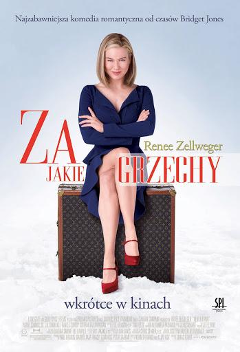 Polski plakat filmu 'Za Jakie Grzechy'