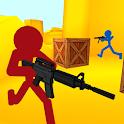 Stickman Counter Zombie Strike icon
