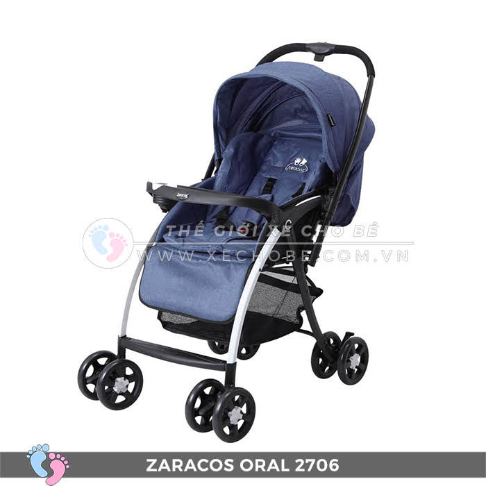 Xe đẩy 2 chiều Zaracos ORAL 2706 4