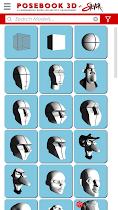 PoseBook 3D by Silver - screenshot thumbnail 01