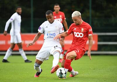 """Nicolas Raskin emmagasine du temps de jeu au Standard : """"C'est à cette position que je me sens le mieux"""""""