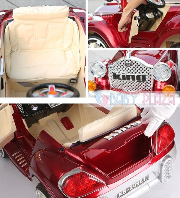 Xe hơi điện trẻ em KB-20981 6