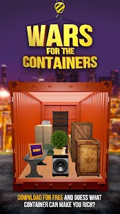 Wars for the containers mod