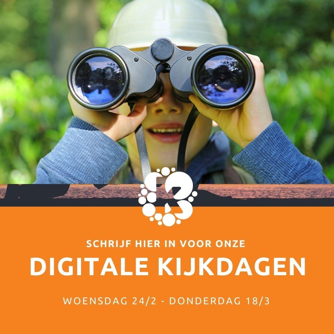 Digitale kijkdagen