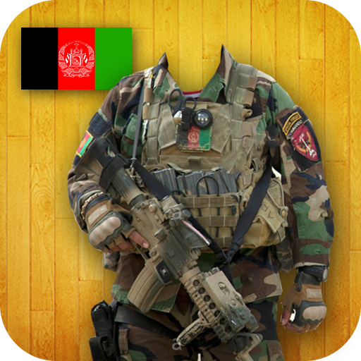 Afghan Army Suit Editor 2017