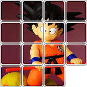 Dragon Ball Puzzle