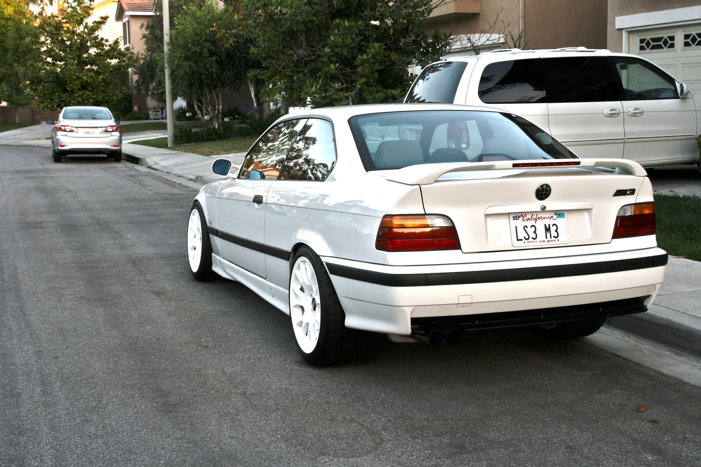 Ls swap 2005 525i - Bimmerfest - BMW Forums