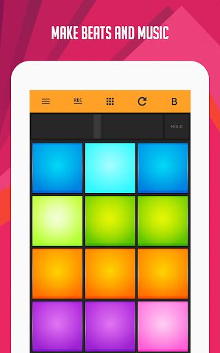 玩免費音樂APP|下載Drum Pads 24 - Beats and Music app不用錢|硬是要APP