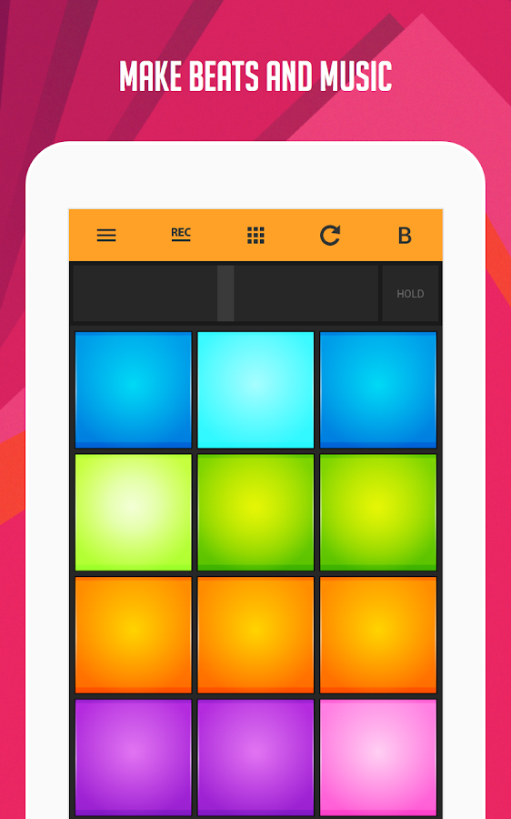 Drum Pads 24 - Beats and Music- screenshot