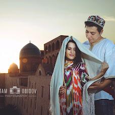 Wedding photographer Istam Obidov (Istam). Photo of 16.10.2016