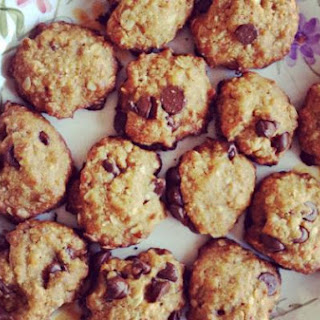 Cereal Agave Cookies.