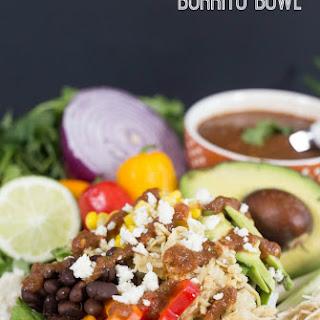 Chili Lime Salsa Burrito Bowls