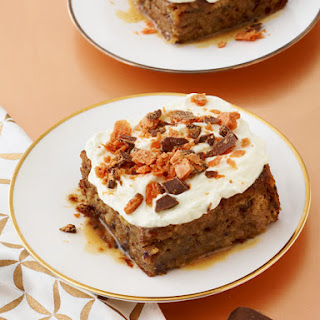 BETTER-THAN-SEX STICKY TOFFEE BUTTERFINGER PUDDING