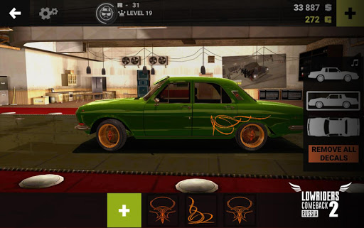 Lowriders Comeback 2 : Russia 1.2.0 screenshots 5