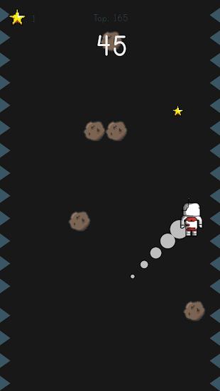 8Bit Astronaut- screenshot thumbnail