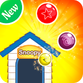 Snoopy Bubbles Pop
