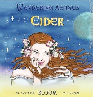 Logo of Wandering Aengus Bloom Cider